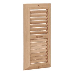 Évent de sauna